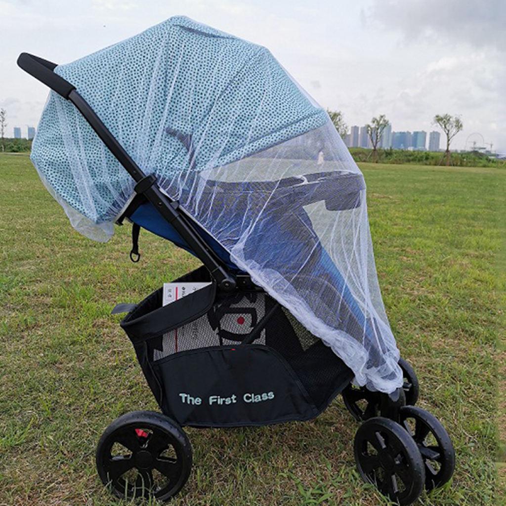 Kinderwagen Zubehör Faltbare <span class=keywords><strong>Moderne</strong></span> Faltbare Moskito Net Für Baby Bett