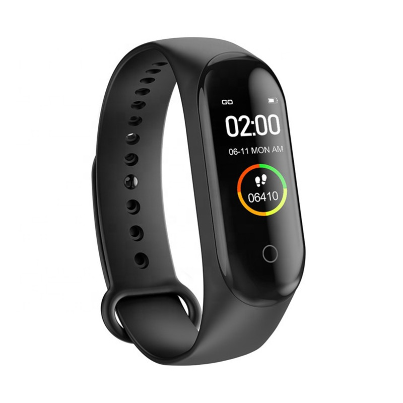 Mi Band 4 Fitness Tracker 0.96 OLED Display Heart Rate Monitor Waterproof Bracelet Activity Tracker Weather Forecast Smart