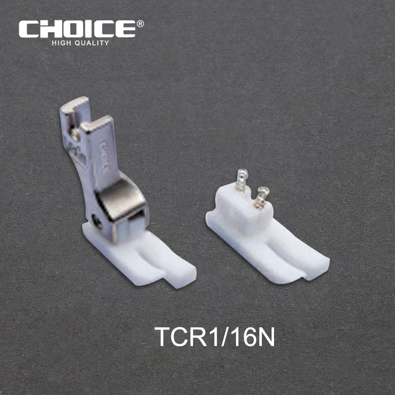 TCR1/16N Golden Choice high-quality spare part presser foot for lockstitch sewing machine
