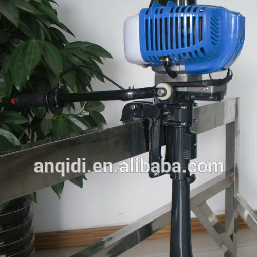 3HP outboard motor With air cooling