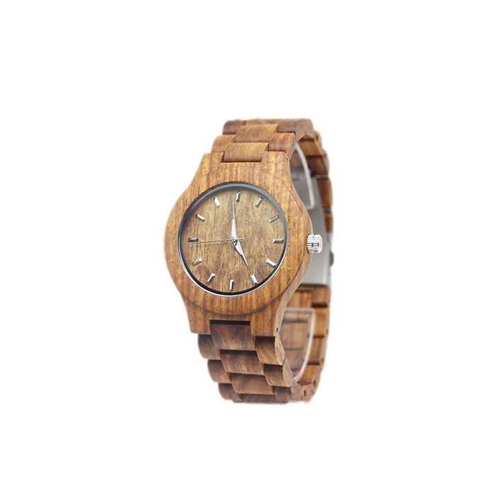 Hot Brand Bamboo From China Manufactory Quality Wrist Real Men To My Wholesale Wood Watch For Man
