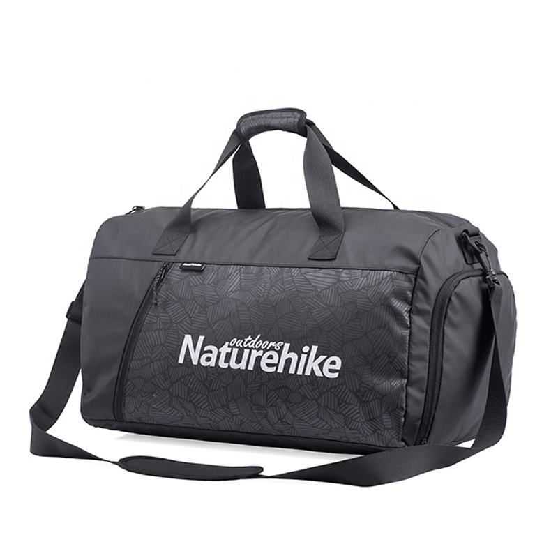 Naturehike outdoor Travel waterproof Wet and dry sports bag gym bag