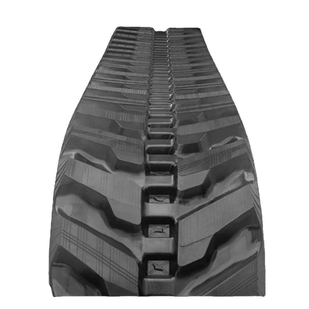 300*55*82 rubber track for crawler excavator equipment rubber track shoes