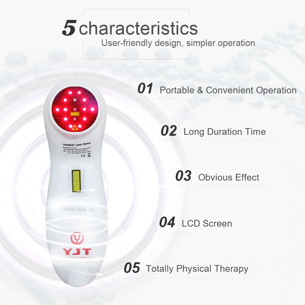 Cold Laser Device Medical Ce Ir Treatment Machine