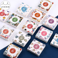 24 Designs 40Pcs/box Candy Fairy Tales Deco Diary Stickers Scrapbooking Planner Cute Japanese Decorative Stationery Stickers