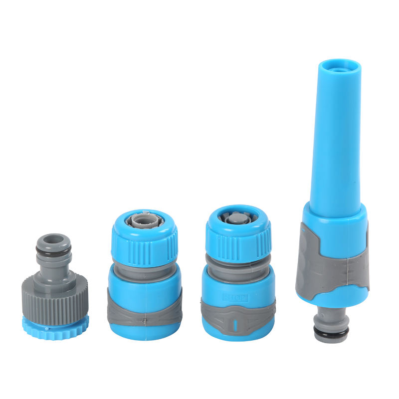 High Quality Garden Water Tool Set 8mm Meter Hose Quick Connector