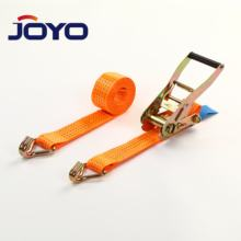 50mm high quality cargo lashing polyester Ratchet belt tie down