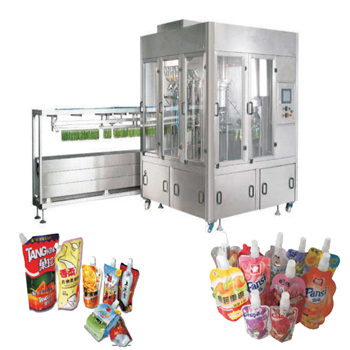 jam juice cream comsimatic production plant machinery/fruit juice making machine price/spout pouch filling machine juice