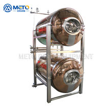 50HL 100HL BBT horizontal bright beer tank for beer serving system in restaurant pub brewery equipment