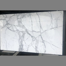 Marble for house floor, Calacatta White Marble Slab Price, marble