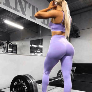 custom with logo plus size butt lifted fitness sport sexy yoga pants high waisted workout tights gym women yoga leggings