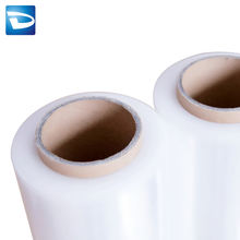 Super clear stretch film PE roll film for packing