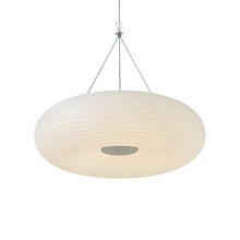 Nordic simple european designer hotel office shop loft cafe bedroom living room round acrylic modern led pendant lamp
