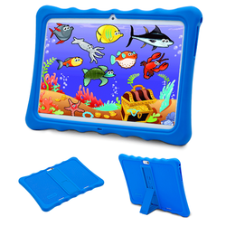 In Stock High Quality Capacitive Screen Multi Language Children Kids Educational Learning Android Tablet