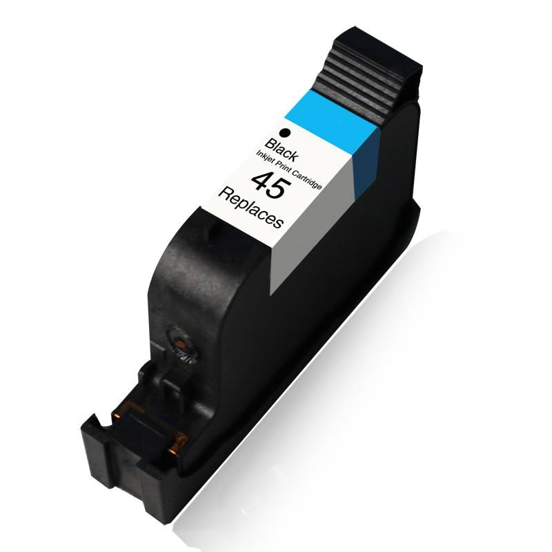 Remanufactured hp45 <span class=keywords><strong>HP</strong></span> 45 51645 51645a <span class=keywords><strong>잉크</strong></span> DeskJet 200 프린터