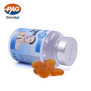 Wholesale Private Label Halal Gummy Vitamin Collagen Candy Gummy Supplement