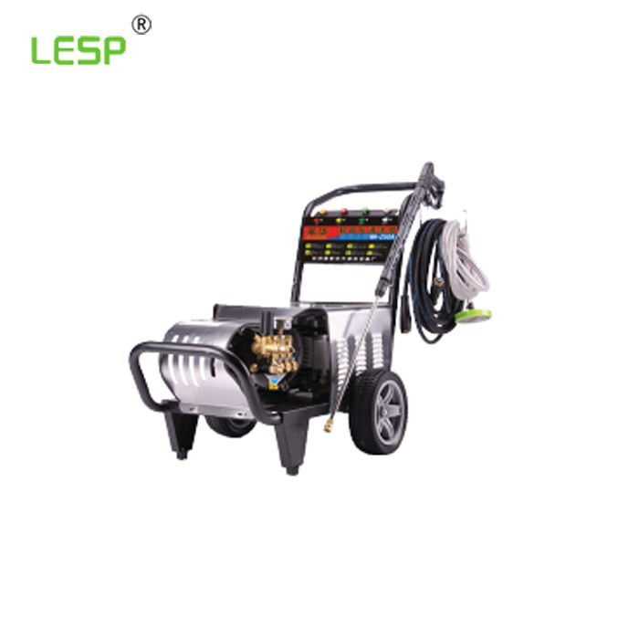 JH-2900 2000bar high quality skid mounted ultra high pressure hydro jet cleaner