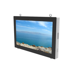 43 55 65Inch Outdoor IP65 Lcd Display 2500Nits Waterdicht Anti-Fog 4G Android Systeem Hoge Helderheid outdoor Lcd Digital Signage