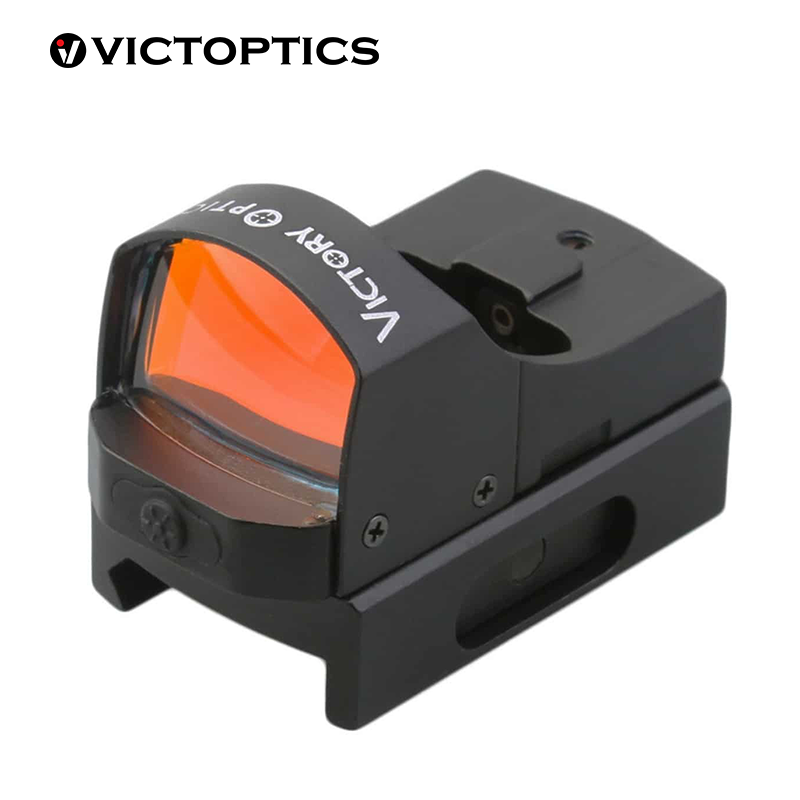 Victoptics FRE 1x18 Red Dot Sight 3 MOA Dot Size for Real Fire Caliber