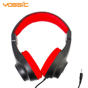 Studio professional monitor headphones wired headset recording over-ear headset stereo DJ headphone headset