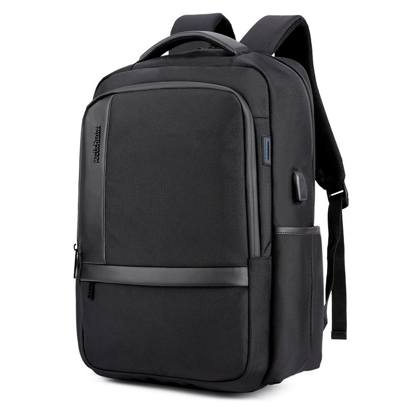 oybp-1022 Large Capacity Oxford swiss Men's laptop bag backpack with 3 compartment