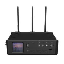 3X4G LTE Bonding Cellular Wireless Broadcast Camera Hardware Video Encoder for Live Streaming with H.265/HDMI/SDI/1080P