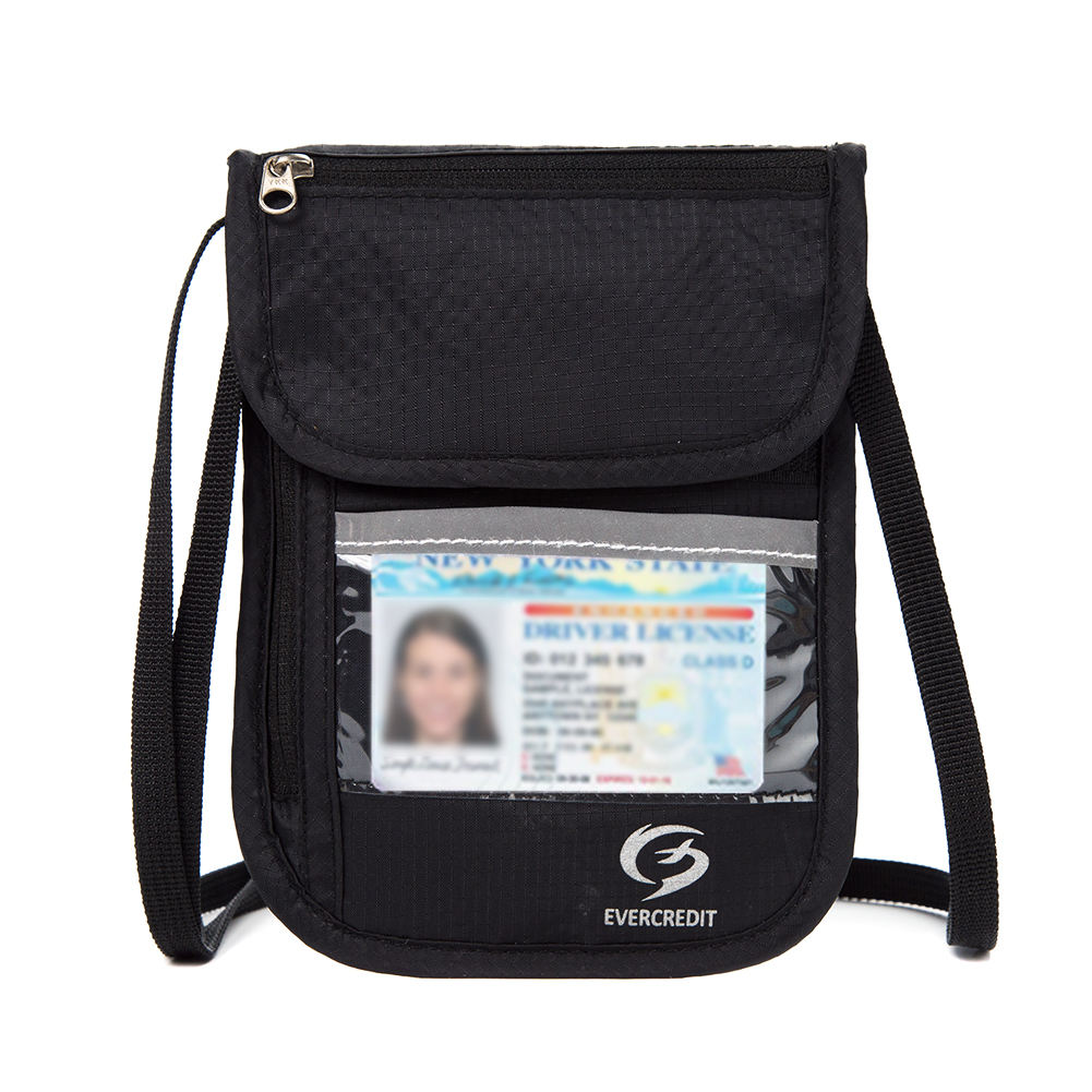 passport card holder id card holder