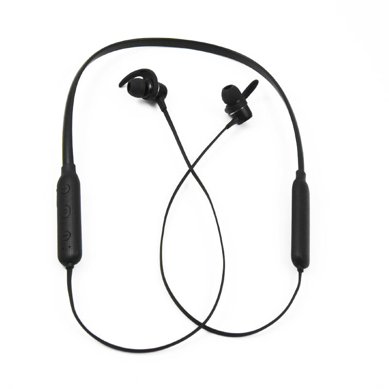 Wireless earphone with mic neckband type headset for Mobiles