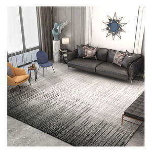 200*290cm Anti dirty ombre machine made area rug house grey carpet