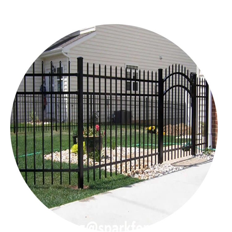 Trade Assurance main gate and fence wall design with pump spray cap wholesales