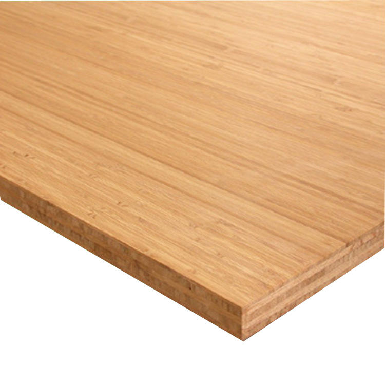 Bamboo veneer Bamboo plywood Solid bamboo furniture board 18 years factory Top panel