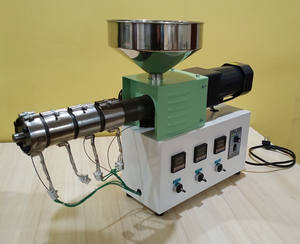 SJ25 single screw extruder laboratory extruderf for 1.75mm or 3mm filament