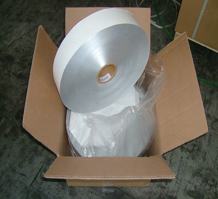 Aluminum Foil Laminated Paper Silver/gold Aluminum Foil Laminated Paper Wapping Paper And Board