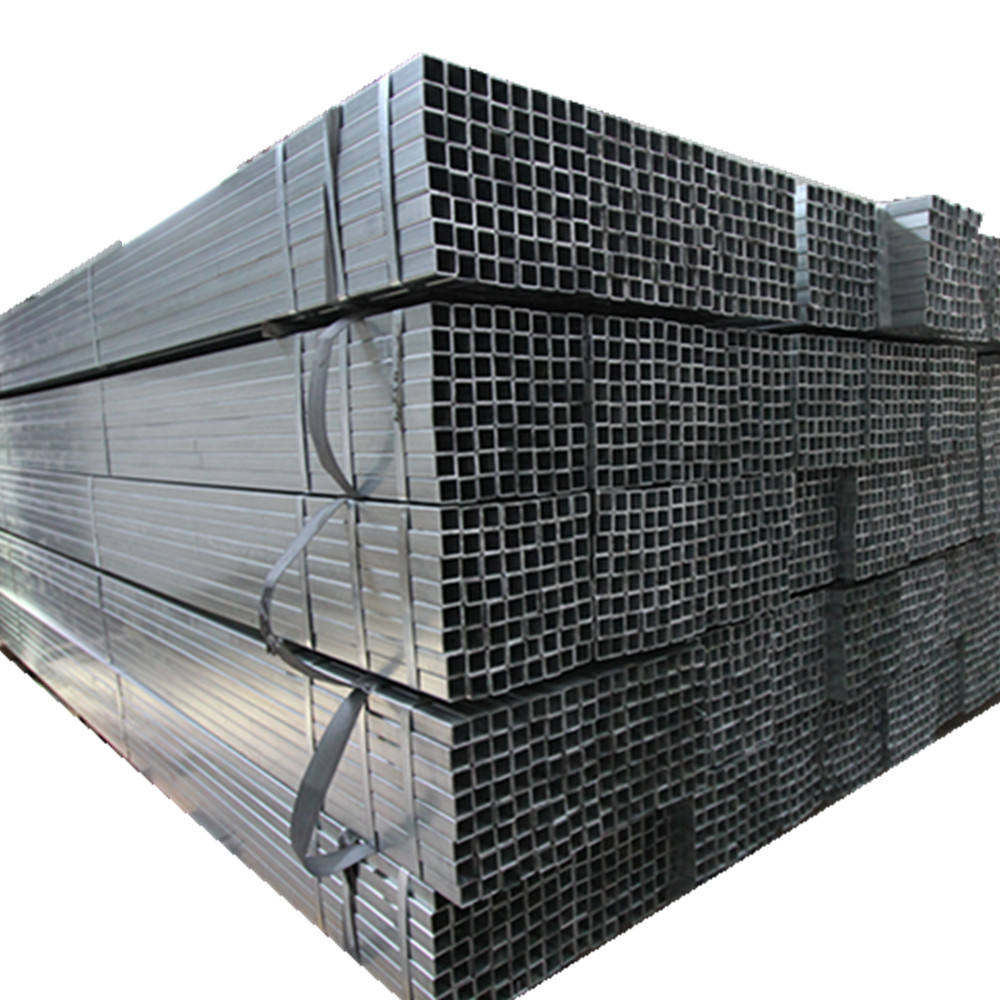 hollow section factory ! astm a500 square gi pipe / hollow section vietnam galvanized square steel pipe