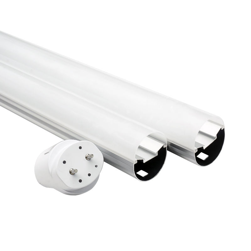 Aluminium Profiel 4ft 1200Mm Led <span class=keywords><strong>Buis</strong></span> G13 Eindkappen T8 Led <span class=keywords><strong>Buis</strong></span> Licht
