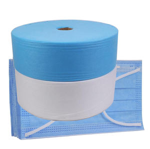 Layers High Qualityproduction 5 Layers Of Polypropylene For Disposable Masks Non-Woven Melt-Blown Fabric And Can Be Shipped Quickly