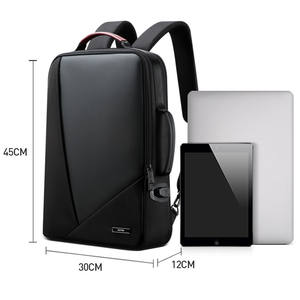Wholesale China Bopai Factory Expandable School USB Charging Waterproof Laptop Backpack