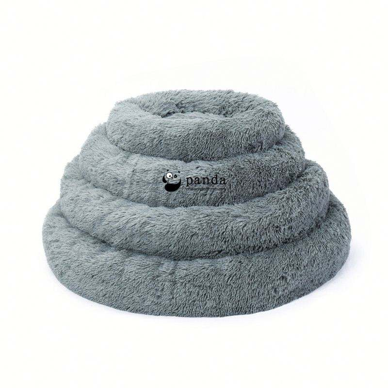 Hot Sale Comfortable Foldable Cat Bed Indoor Modern Felt Pet Bed For Small Animals