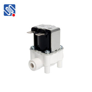 Meishuo FPD360A one way low pressure 1/4 inch 12 v dc solenoid electric water purifiers water valve