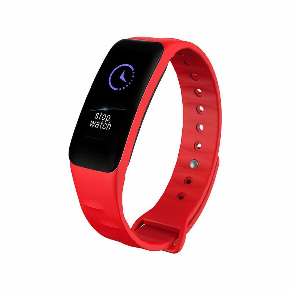 Wholesale Record The Speed Fitness Watch Smart Bracelet With Temperature Sensor