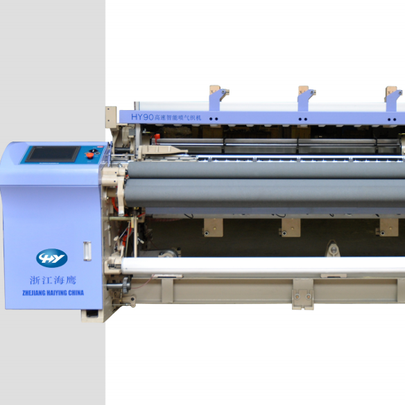 HY80 190cm wide high speed dobby type air jet loom weaving machine/cheap AIRJET spare parts
