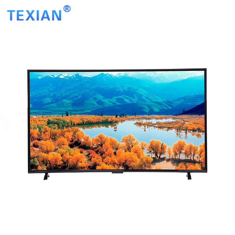 60 inch smart tv black plastic new model 42 inch LED TV new design view larger image tv from China