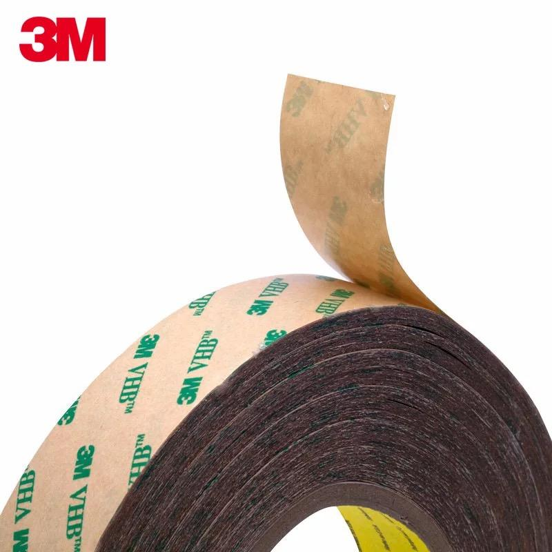 3M VHB Adhesive Transfer Tape F9469PC,5.0Mil ,100MP adhesive