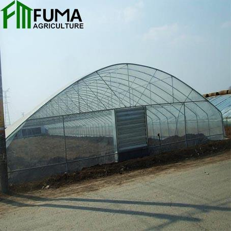 Plastic Film Greenhouse FUMA 200 Micron Plastic Agricultra Greenhouse Covering Film For Vegetable