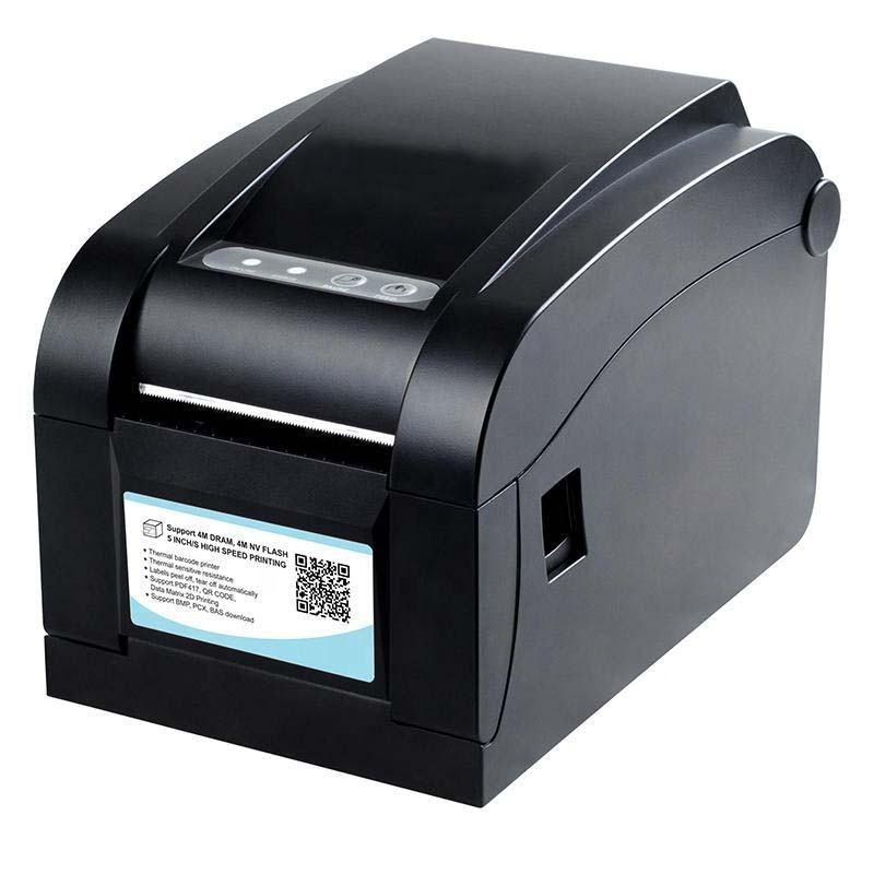 Printer Stiker Barcoden Label Termal Awet 3 Inci