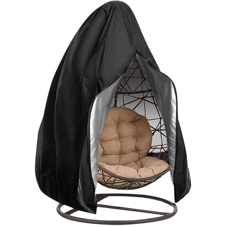 High Quality Cheap Waterproof Outdoor Patio Swing Chair Cover Hanging Egg Chair Cover