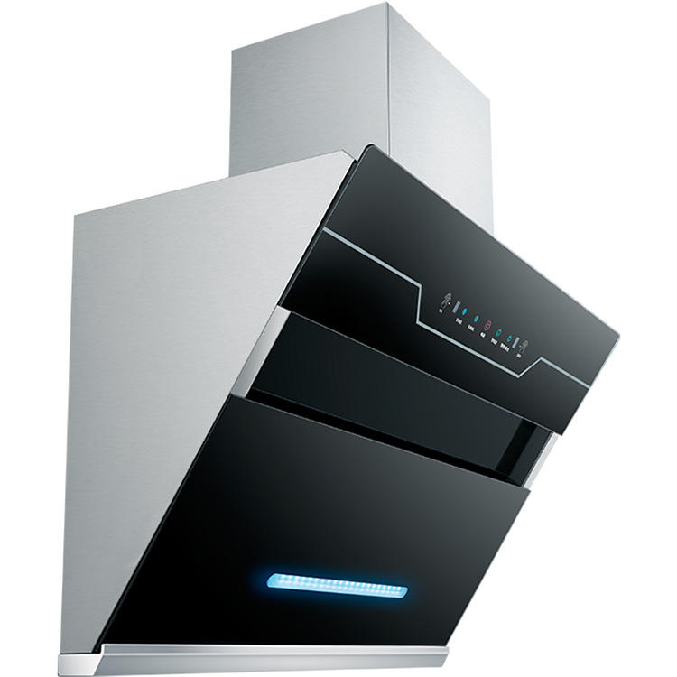 Range Hood Home Kitchen Side Range Hood,Smart Range Hood Appliances For Kitchen chimney