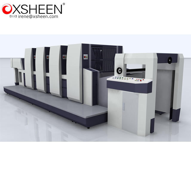 Factory hot sale offset printing news Made In China Low Price