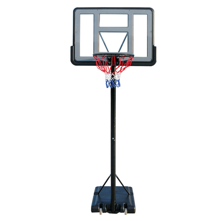 Hot Sale Height 1.45-3.05m Medium Size Portable Adjustable Basketball Stand Hoop For Kids