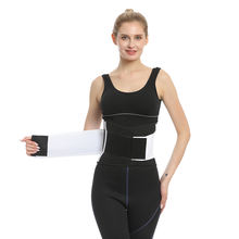High Quality Double Layer Body Shaper Waist Trimmer Sweat Unisex Neoprene Slimming Belt